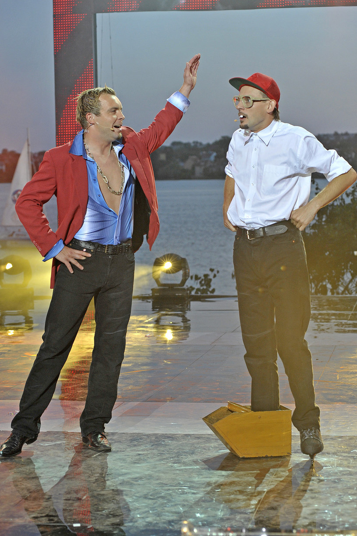 Kabaret Ani Mru Mru /Gałązka /AKPA