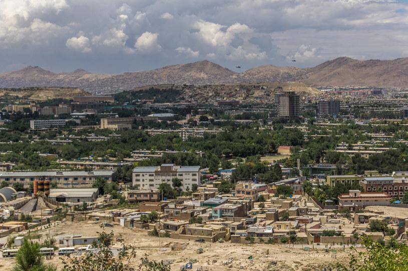 Kabul, stolica Afganistanu /123RF/PICSEL