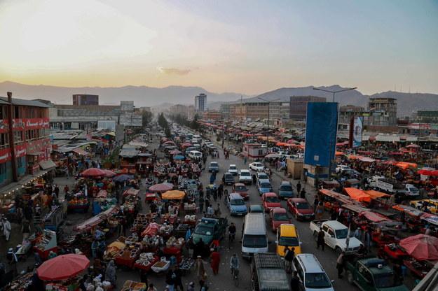 Kabul, stolica Afganistanu /STRINGER /PAP/EPA