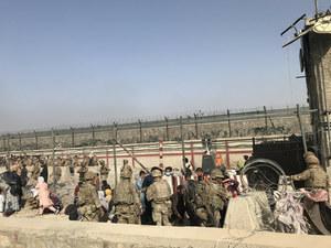 Kabul: Strzelanina na lotnisku. Jedna osoba zginęła