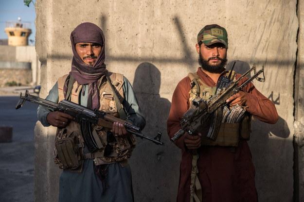Kabul, talibowie /Zerah Oriane /PAP/Abaca