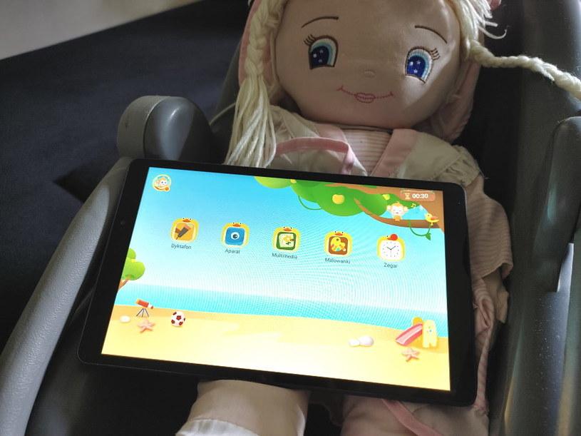 Kącik dziecięcy - Huawei MatePad T8 /INTERIA.PL