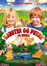 Kacper i Emma na safari