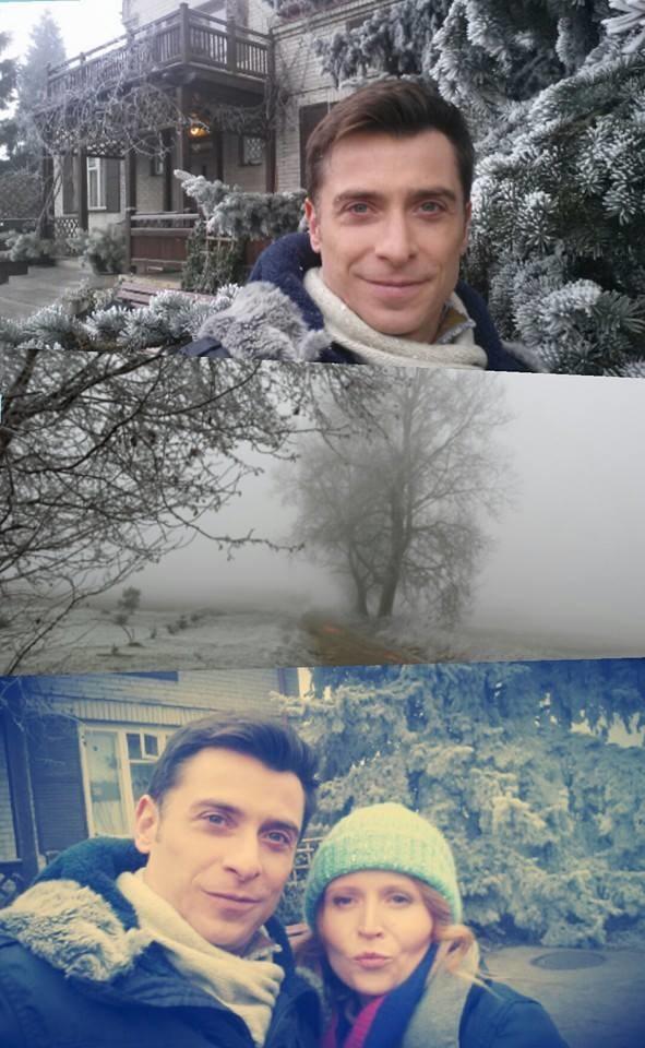 """Kacper Kuszewski dzieli się z fanami kulisami """"M jak miłość"""" /Facebook /internet"""