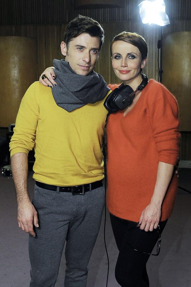 Kacper Kuszewski i Katarzyna Zielińska /Niemiec /AKPA