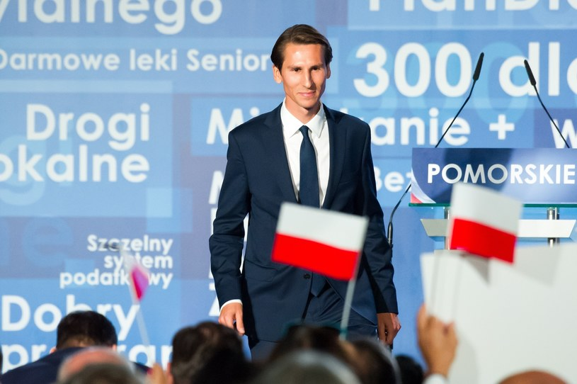 Kacper Płażyński /Wojciech Stróżyk /Reporter