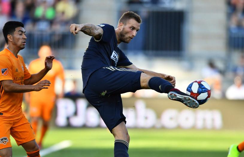Kacper Przybyłko, gracz ligi MLS /Getty Images