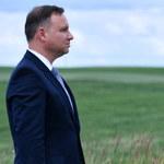 Kaczyński: Andrzej Duda będzie kandydatem PiS w wyborach prezydenckich w 2020 roku
