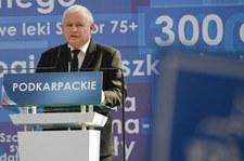 Kaczyński cytuje Władysława Broniewskiego