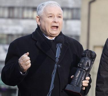 Kaczyński do górników: Trzeba walczyć. Każdy swoją metodą