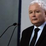 Kaczyński: Donald Tusk nie będzie mógł funkcjonować z biało-czerwoną flagą