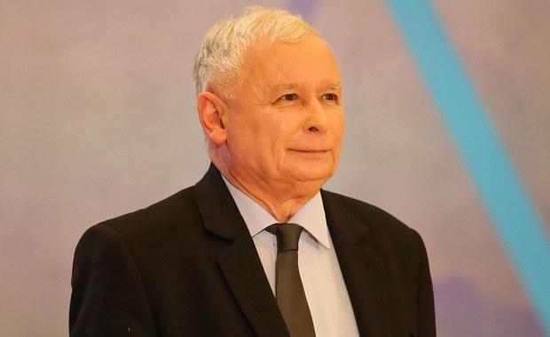 Kaczyński: Droga do sprawiedliwej Polski to droga do poprawy losu Polaków