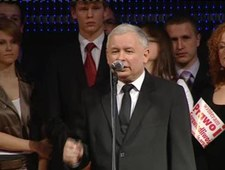 Kaczyński: Gdyby nie ci ludzie, mielibyśmy zwycięstwo