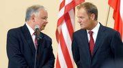 Kaczyński i Tusk lubią Aguilerę