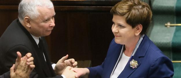 Kaczyński komentuje audyt w Sejmie: Poziom rządów PO-PSL osiągnął dno