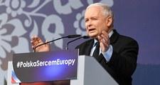 Kaczyński: Kto podnosi rękę na Kościół, chce go zniszczyć, ten podnosi rękę na Polskę