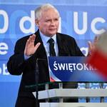 Kaczyński: Musimy przemalować to województwo z zielonego na niebieskie