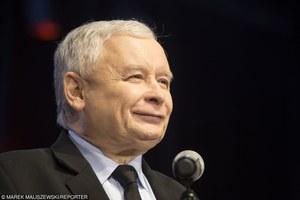 Kaczyński na Kongresie PiS: Jesteśmy partią racji stanu