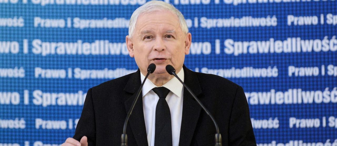 Kaczyński: Nasze społeczeństwo jest podzielone