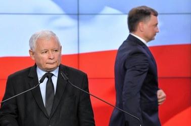 Kaczyński nie chce wzmacniać Ziobry. Zjednoczona Prawica nie wystawi w Rzeszowie wspólnego kandydata