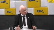 """Kaczyński o debacie z Tuskiem: Gdyby powiedział """"przepraszam"""" to oczywiście tak"""