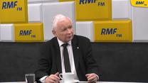 Kaczyński o dziennikarzach na granicy: Nie widzę sensu i potrzeby