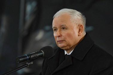 Kaczyński o rządzie mniejszościowym: Nie chcę rozważać tych wariantów