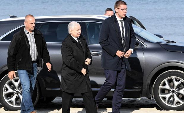 Kaczyński o taśmach Morawieckiego: Takie sobie pogawędki
