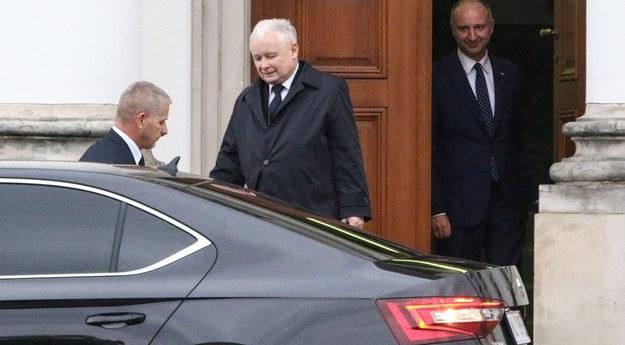 Kaczyński po spotkaniu z Dudą: Droga do porozumienia jest otwarta. Jeszcze nie finiszujemy