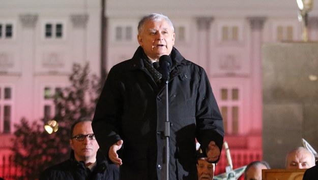 Kaczyński: Przyjdzie klęska tych, którzy nienawidzą, Polska zwycięży