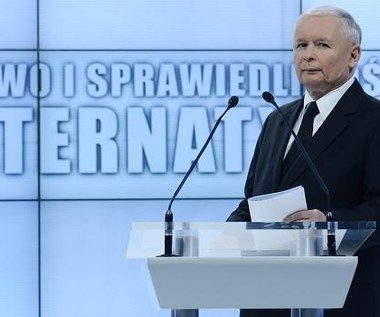 Kaczyński: Rząd nie rozwiązuje obecnych problemów Polski