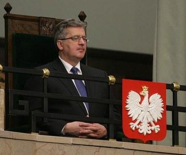 Kaczyński się nie zgodził, Komorowski ułaskawił