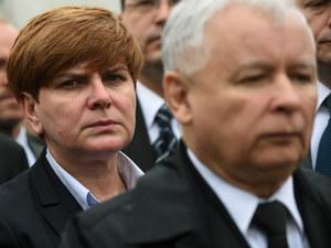Kaczyński wraca do gry