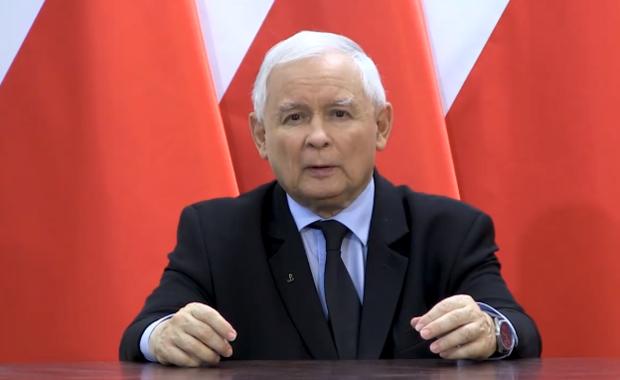 """""""Kaczyński wypowiedział wojnę społeczeństwu"""". Opozycja krytykuje apel prezesa PiS"""