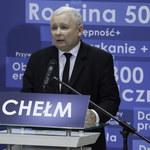 Kaczyński wzywa do zgody i stawia za wzór... Irlandię