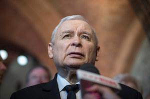 Kaczyński zakazał parlamentarzystom PiS udziału w spotkaniach o charakterze lobbystycznym