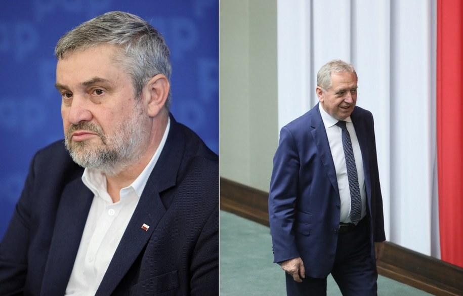 Kaczyński zawiesza 14 posłów PiS. Wśród nich Ardanowski i Kowalczyk /PAP