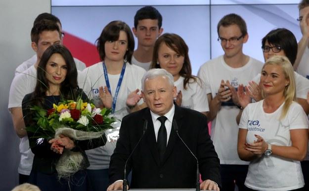 Kaczyński: Zwycięstwo PiS to niezwykłe w polskiej demokracji zwycięstwo jednej partii
