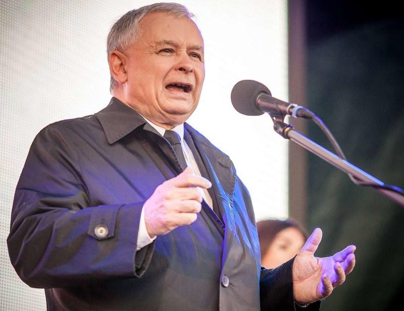 Kaczyński /AFP