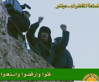 Kadafi ostrzega: Jeśli będzie trzeba, otworzę arsenały