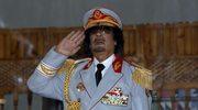 """Kadafi: Rezolucja ONZ to """"jawny kolonializm"""""""