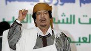"""Kadafi żąda zaprzestania ofensywy. """"To jak kampania Hitlera"""""""