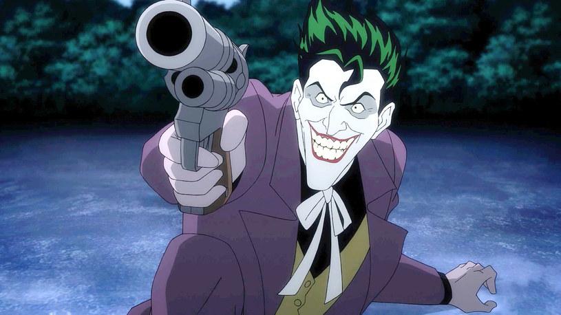 """Kadr z animacji """"Batman: Zabójczy żart"""" /materiały prasowe"""
