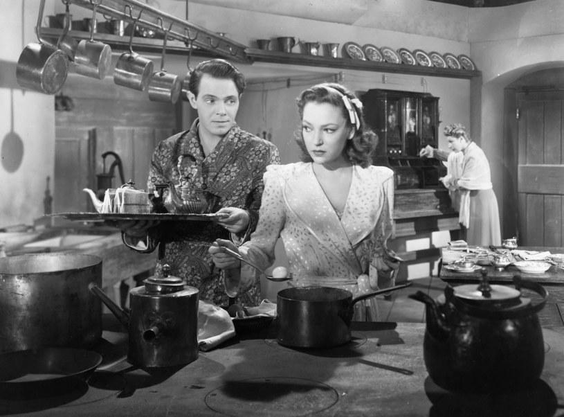 Kadr z ekranizacji powieści z 1945 roku /Mary Evans Picture Library /East News
