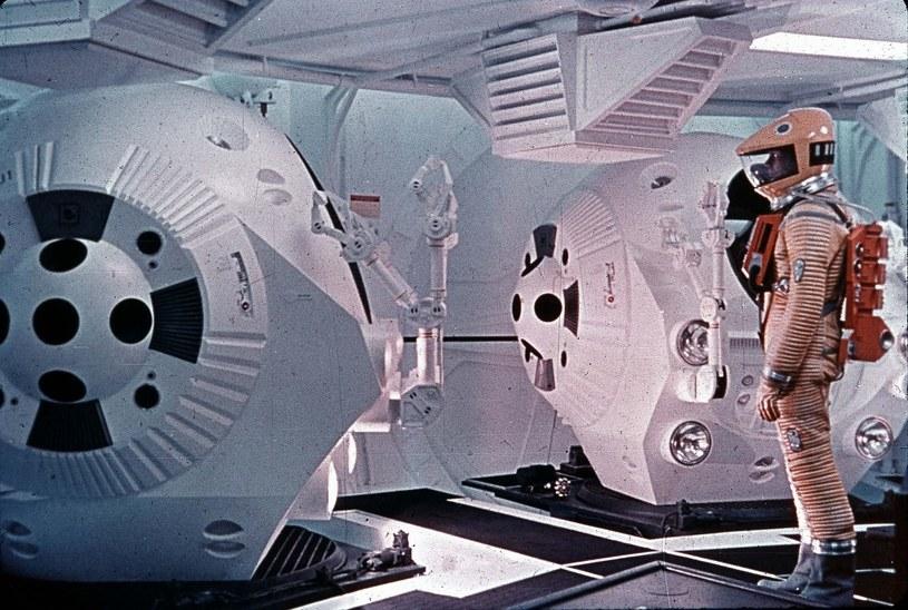 "Kadr z filmu ""2001: Odyseja kosmiczna"" (1968) /Collection Christophel /East News"