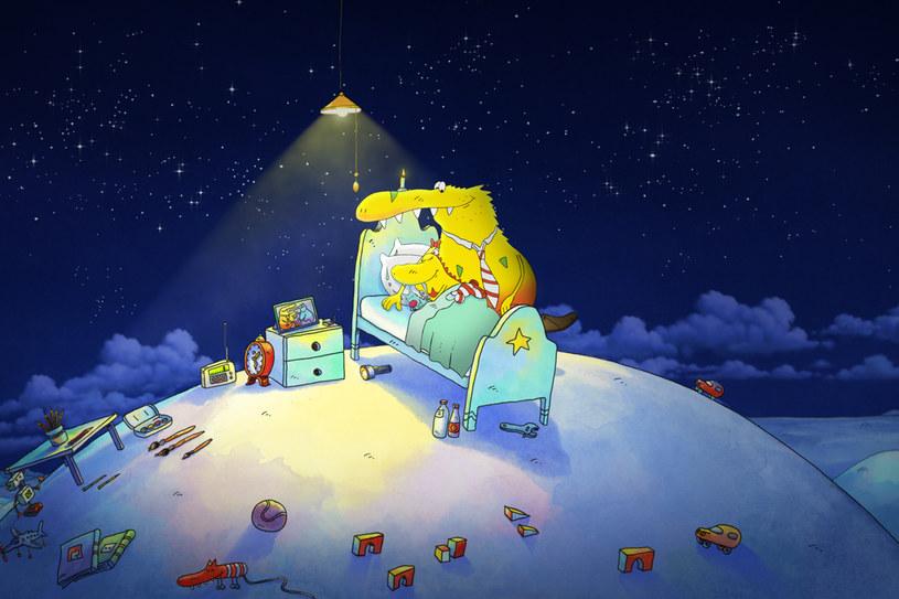 """Kadr z filmu animowanego """"Wielka wyprawa Molly"""" /materiały prasowe"""