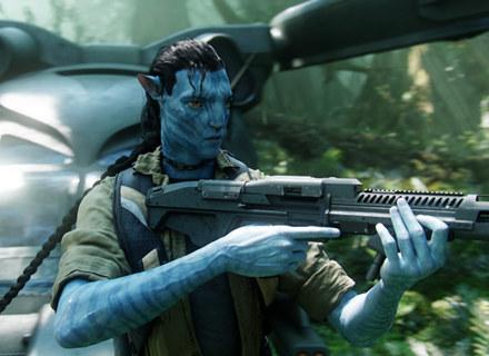 """Kadr z filmu """"Avatar"""" /materiały dystrybutora"""