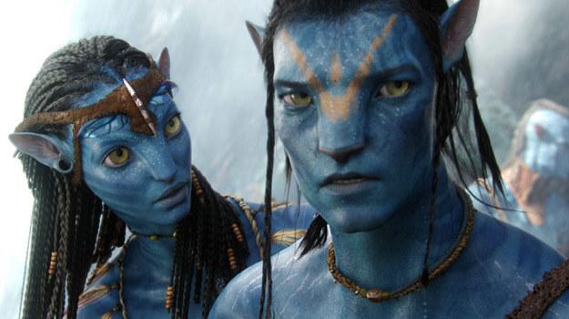 """Kadr z filmu """"Avatar"""" /materiały prasowe"""