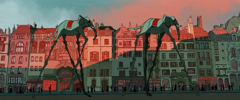 "Kadr z filmu ""Buñuel in the Labyrinth of the Turtles"", reż. Salvador Simo Busom /materiały prasowe"