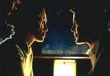 """Kadr z filmu """"Co z oczu, to z serca"""" /"""